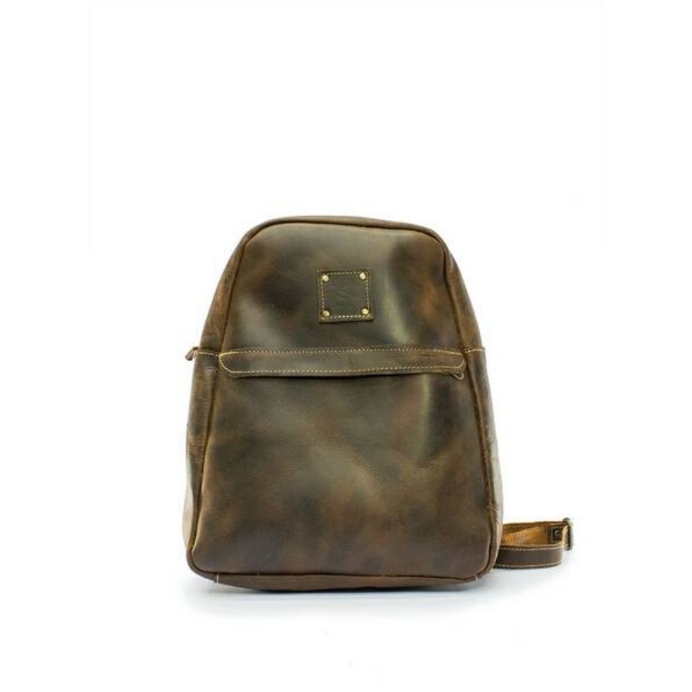LEATHER BACKPACK 1304 MALLORCA